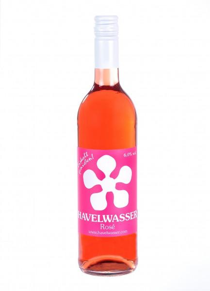 Havelwasser Rosé Bioland 750 ml - Birnensaft küsst Roséwein